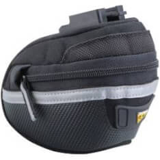 Topeak Saddle Bag Wedge Pack 2 Extra Small Clip