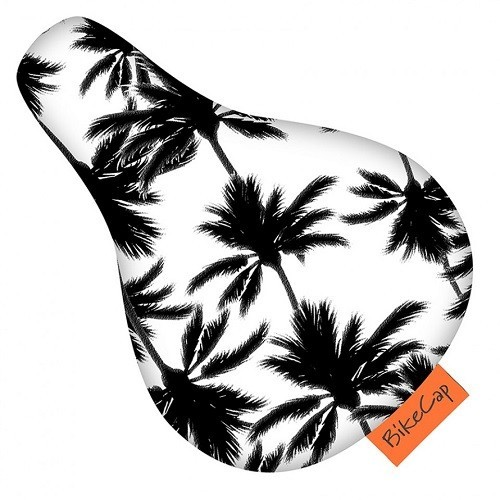 BikeCap Saddle Cover Children´S Bicycle Tropical Tree
