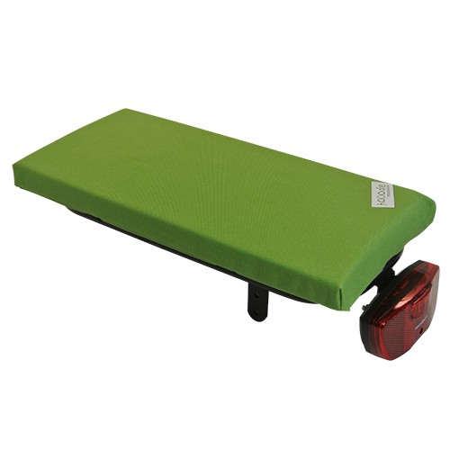 Hooodie Luggage Carrier Cushion Cushie - Solid Olive