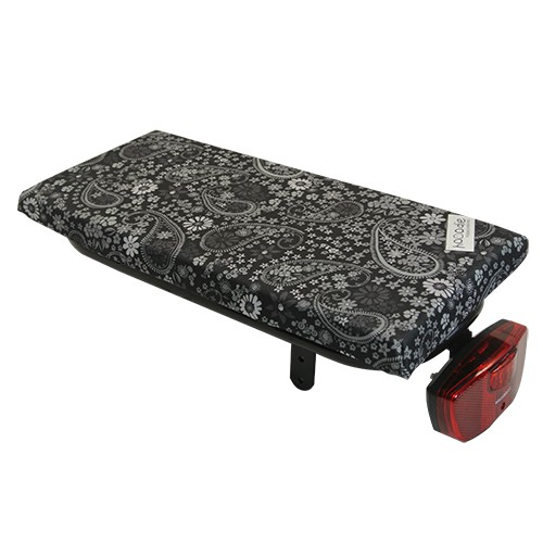 Hooodie Luggage Carrier Cushion Cushie - Blackish Pattern