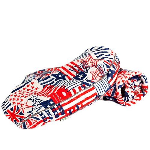 Wobs Hand Warmers Stars And Stripes Kids
