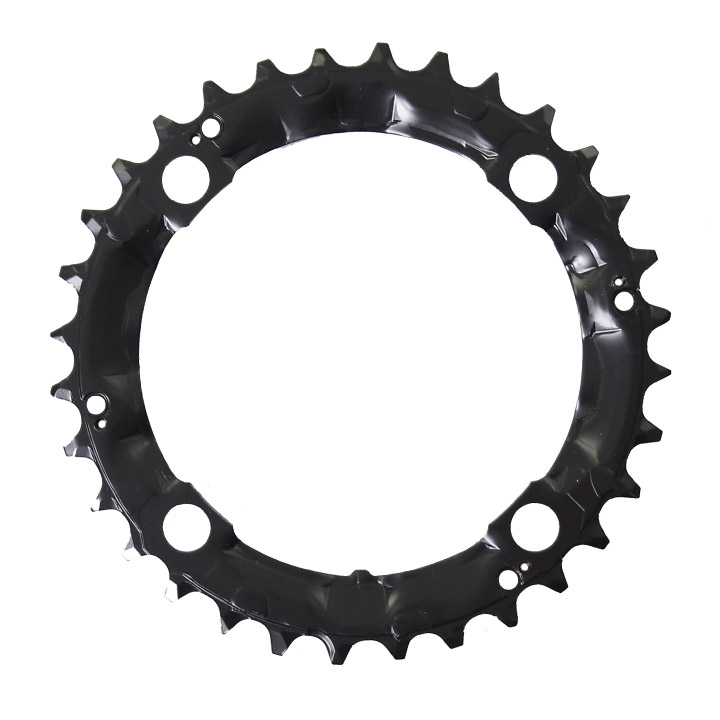 Shimano Chainring FC-M480 32 Teeth 9S 104mm Left - Black