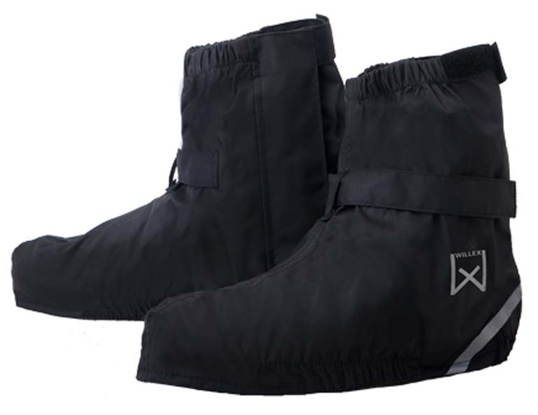 Willex Rain Shoes Low Black - Size 44-48