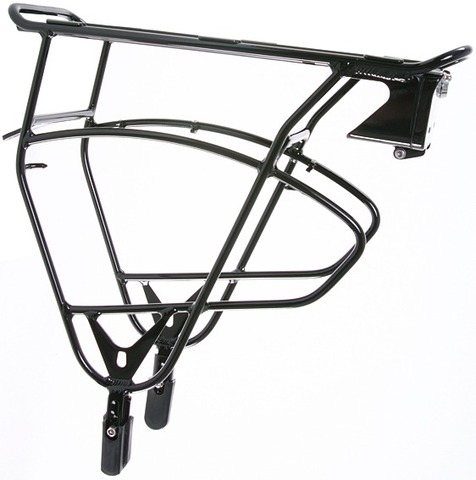 TranzX Luggage Carrier CA04 - Black
