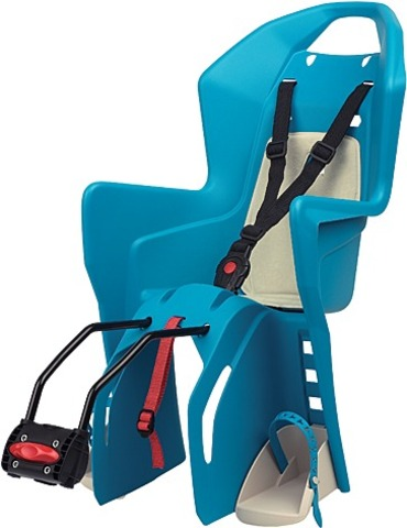 Polisport Bicycle Childseat Koolah FF Frame Attachment Blue