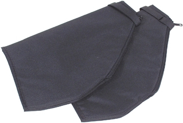 Haberland Hand Warmers Skai Lined One-Size Black