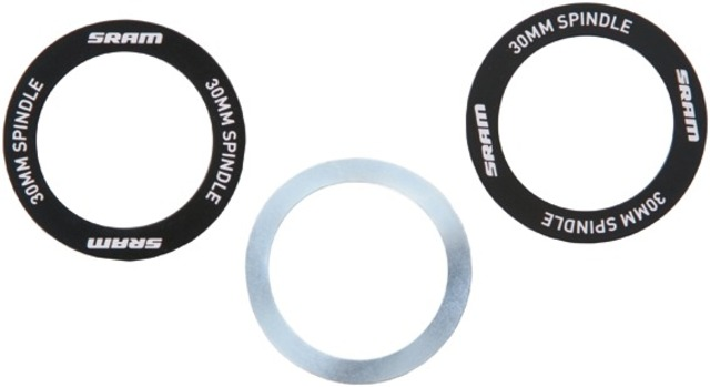 Truvativ Bearing Cover and Shaft Washer for BB30