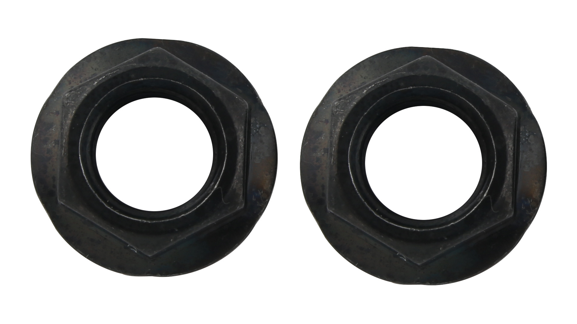Contec Axle Nut M10x1.25 (Pair)