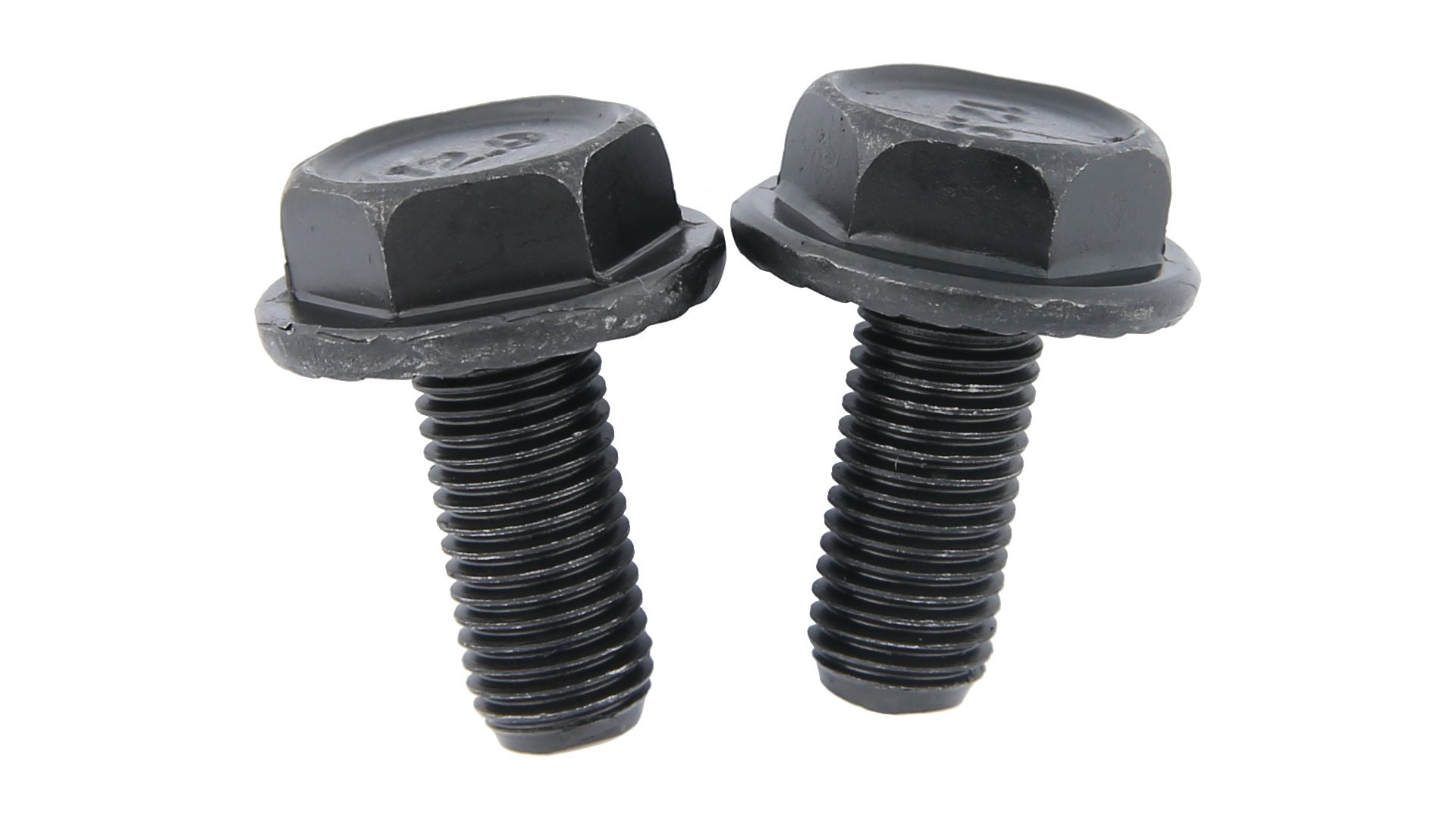 Contec Axle Bolts M8x1.0 w/ Serrated Washer for Bottom Brack