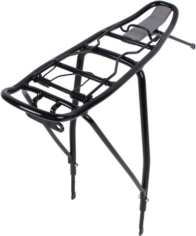 Atran Luggage Carrier Active 24/28 Inch Adjustable - Black