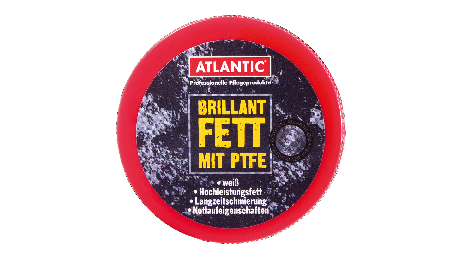 Atlantic Brillant Grease White Can 40g