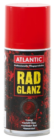 Atlantic Cleaning Agent Radglanz Spray Can 150ml