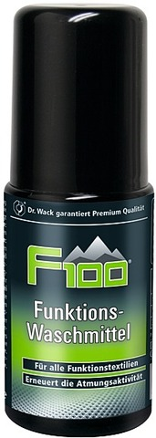 Dr. Wack Functional Detergent F100 - Bottle 100ml
