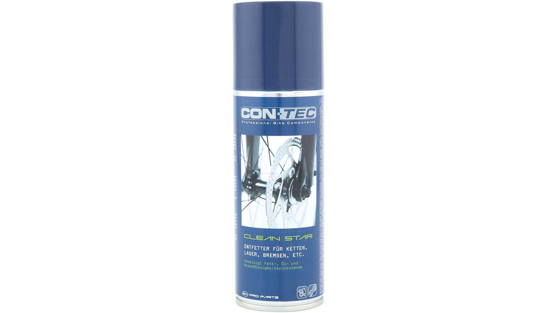 Contec Degreaser Clean Star Spray Can 200ml