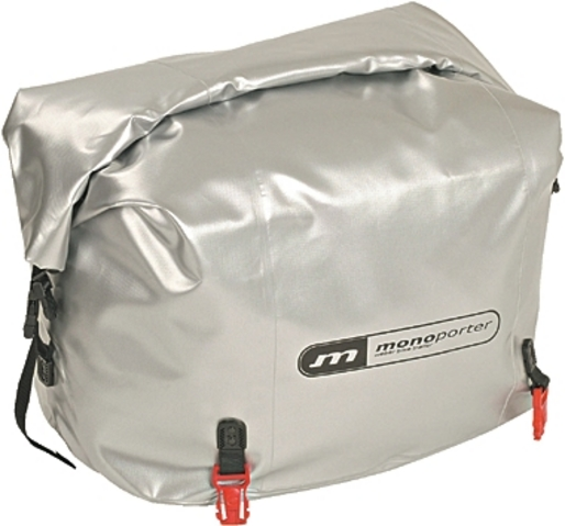 Weber Pack Bag for Monoporter 76x44x68cm 80L Snap-On Silver