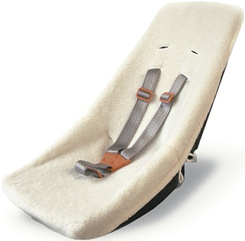Weber Baby Safety Seat Standard White/Off-White