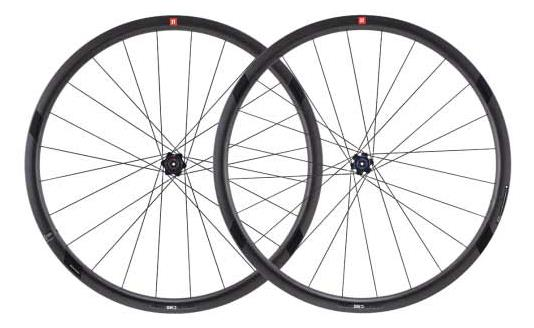 3T Disc C35 Team Stealth Wheelset 28\