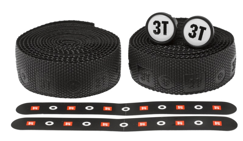 3T LTD Handlebar Tape - Corius Black
