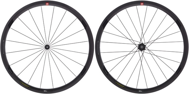 3T Orbis II T35 LTD Wheelset Stealth For. Tubes