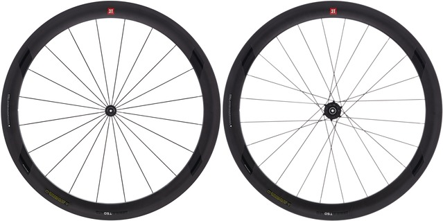 3T Orbis II T50 LTD Wheelset Stealth For. Tubes