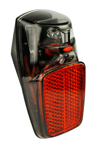 Batavus Rear Light Smart Tl265 Led Batteries 80Mm