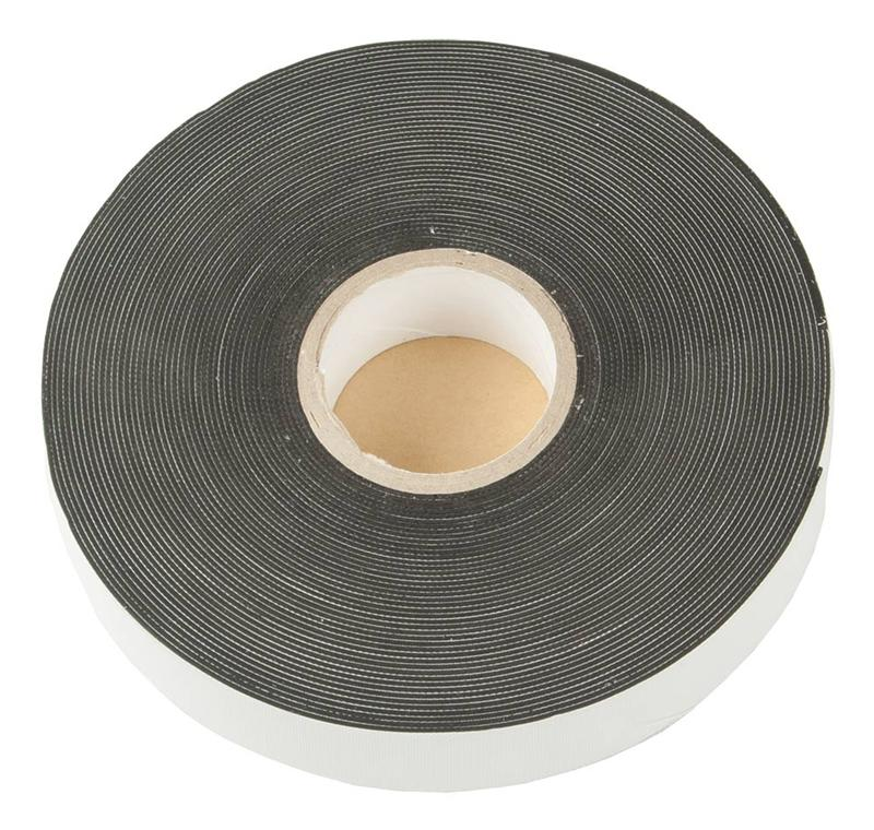 Berkleba Tape Self-Vulcanizing 19Mm X 10 Meter Black