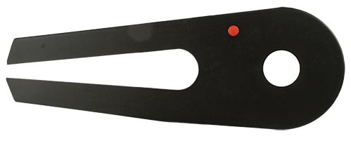 Hebie Chain Guard 16/18 Inch Pvc Black
