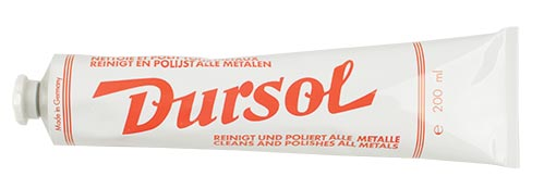 Metal Polish Dursol Tube 200Ml