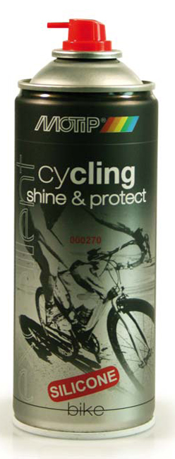 Motip Shine- And Cleaning Spray Shine & Protect 400 ml