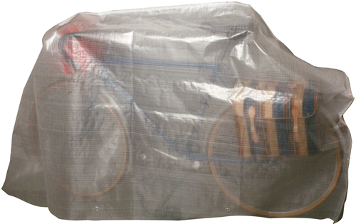 VK Bicycle Cover (210 x 110cm) White