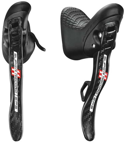 Campagnolo Super Record Eps Carbon Ergopower Levers