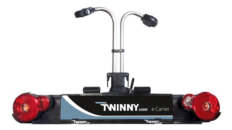 Twinny Load Bicycle Carrier E-Carrier 2 Bicycles