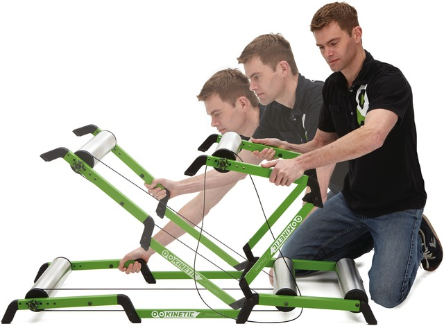 Kinetic Cycling Trainer Z-Roller T-2600 - Green