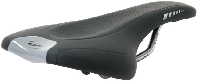 Contec Saddle NEO Sports Z Dynamic 279x133mm Black/Coolgrey