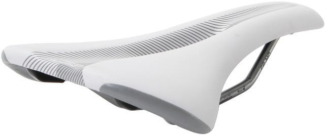 Contec Saddle NEO Sports ZX Dynamic 277x145mm White/Coolgrey