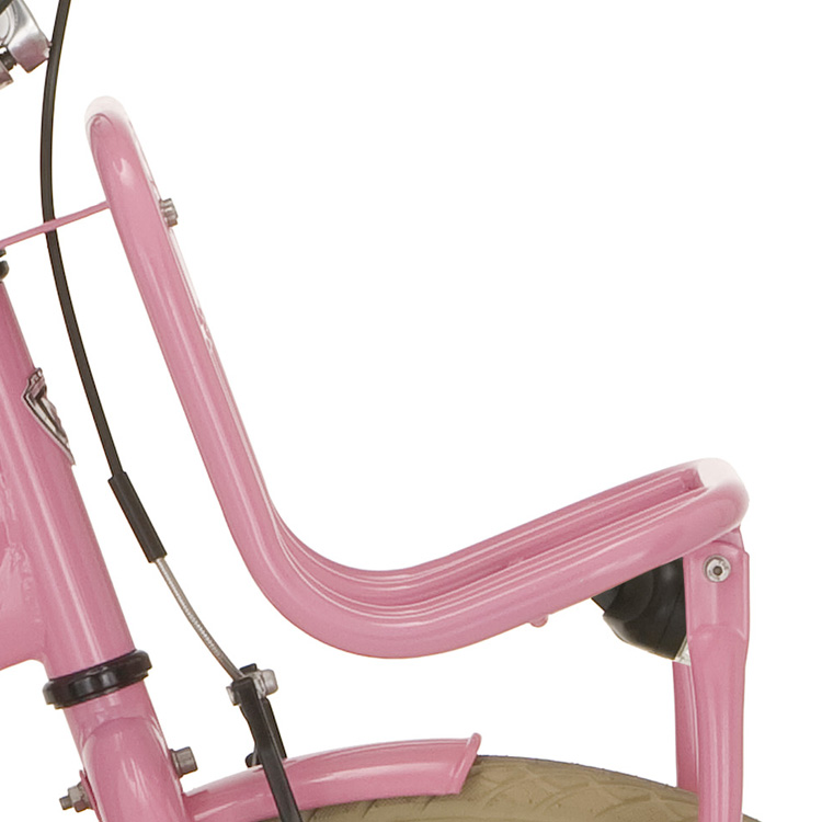 Alpina Front Carrier 22 Inch Clubb - Sweet Pink