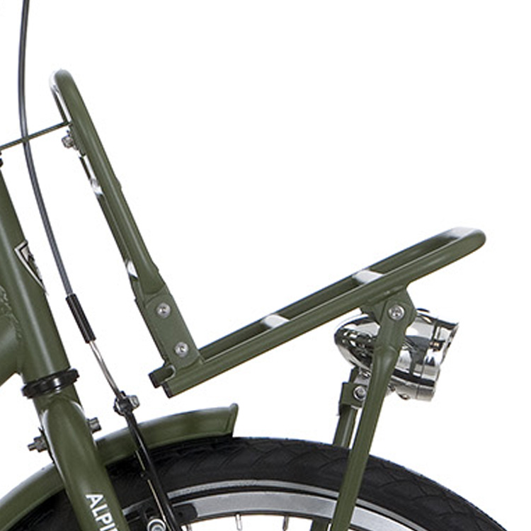 Alpina Front Carrier 22 Inch Cargo - Army Green