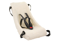 Melia Baby Safety Seat With Tester