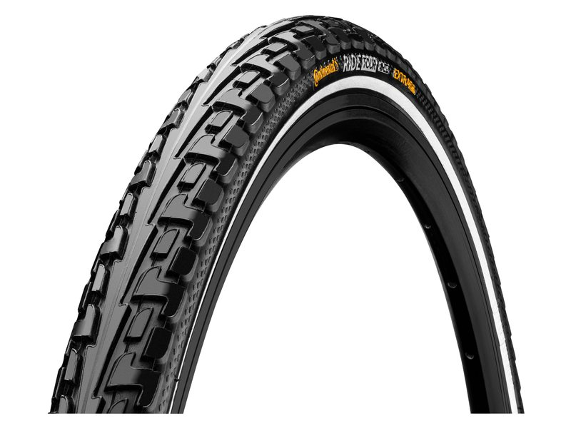Continental Ride Tour Tire 16 x 1.75 Reflective - Black