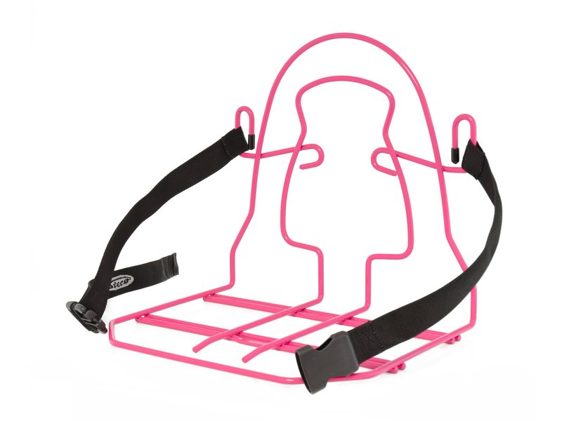 Steco Monkey-Mee Frame Child Seat - Pink