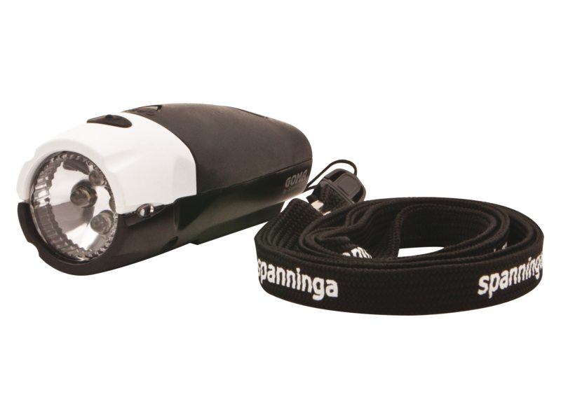 Spanninga Front Light Goma 4-Led With Flex Mounting
