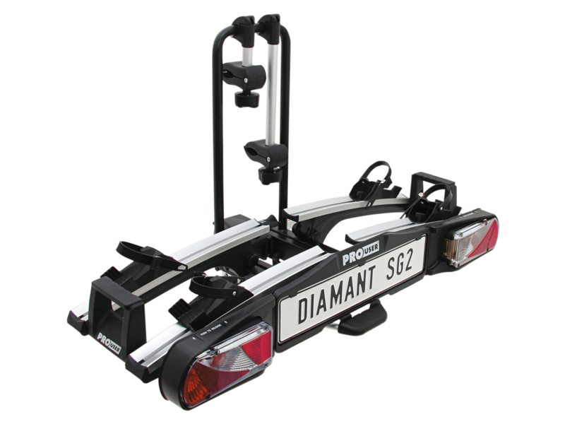 Pro User Bicycle Carrier Diamant SG2 2015 with Storage Bag