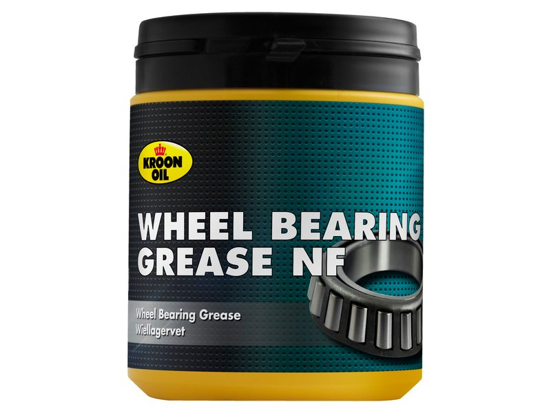 Crown Oil Wheel Bearing Grease - Can 600g