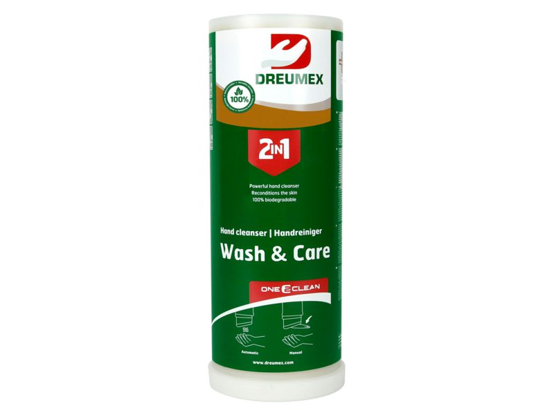 Dreumex Soap Wash And Care 3 Liter Cartridges One 2 Clean