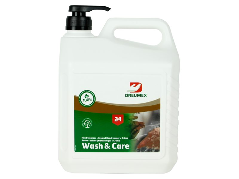 Dreumex Soap Wash And Care 3 L. Pump Bottle