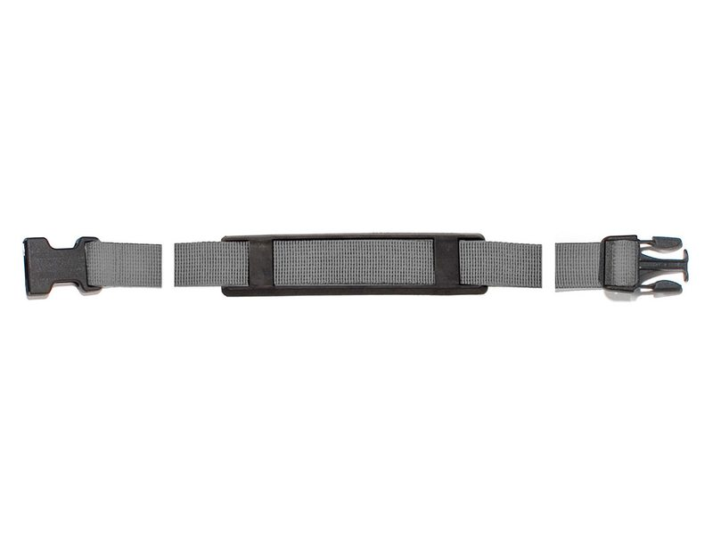 Ortlieb Carrying Belt 80cm-25mm For Back/Sports Roller  Gray
