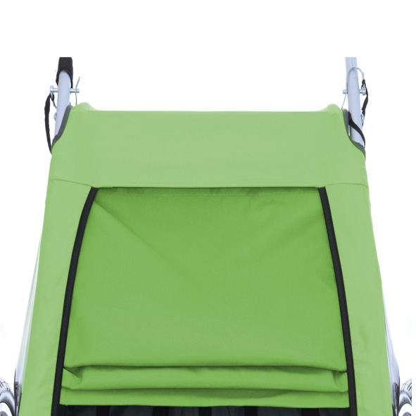 Croozer Sun Cover Kid For 1 Green 2014