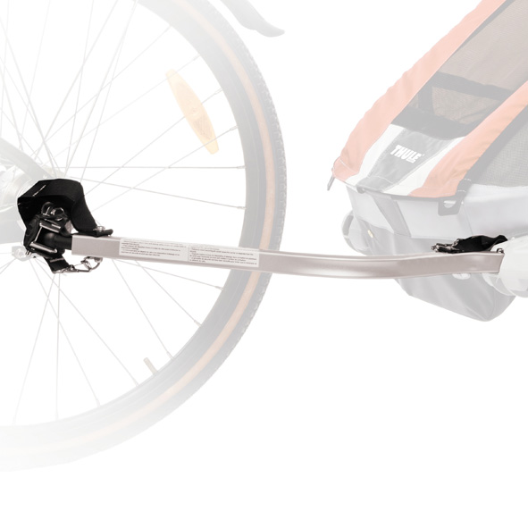Thule Chariot Bicycle Set with Axle Connection