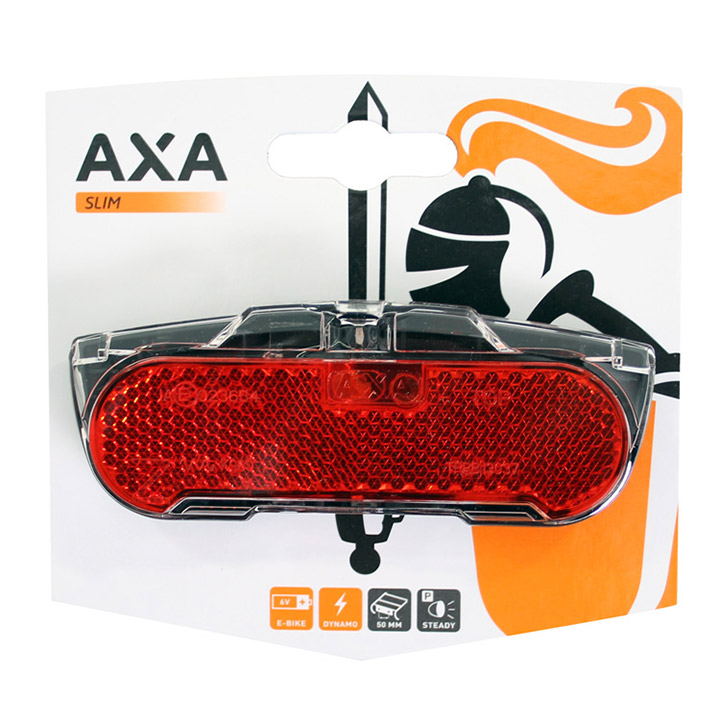 Axa Rear Light Slim Steady Parking Light 50mm