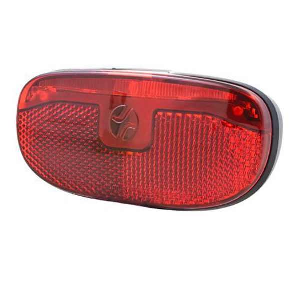 Spanninga Rear Light Duxo XB LED On/Off 2xAA Battery